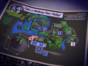 Zoo Disc Golf Review - Screenshot 3 of 3