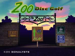 Zoo Disc Golf Review - Screenshot 1 of 3