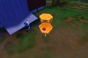 Zoo Disc Golf Screenshot