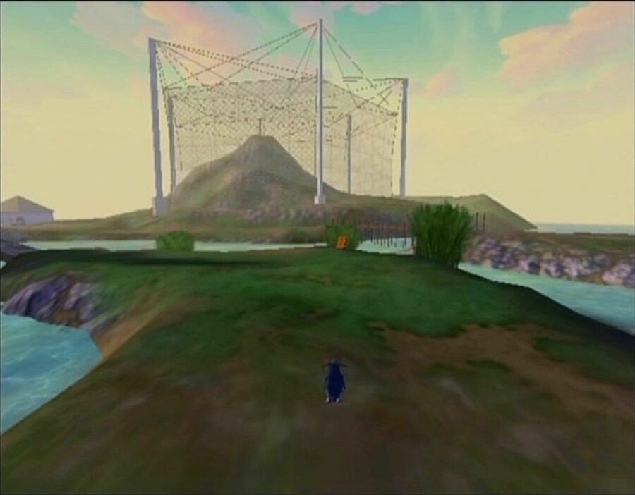 Zoo Disc Golf Screenshot