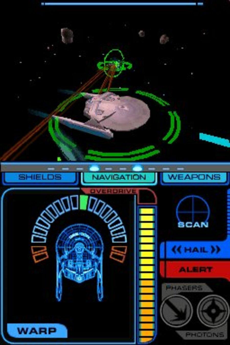 Star Trek: Tactical Assault Screenshot