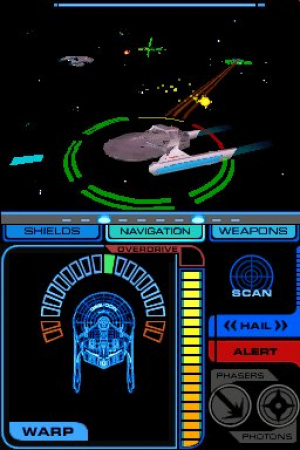 Star Trek: Tactical Assault Review - Screenshot 4 of 5