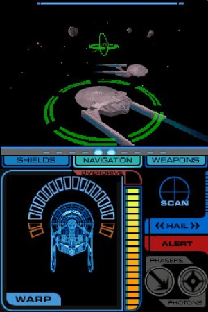 Star Trek: Tactical Assault Review - Screenshot 3 of 5