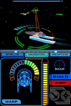 Star Trek: Tactical Assault Review - Screenshot 2 of 5