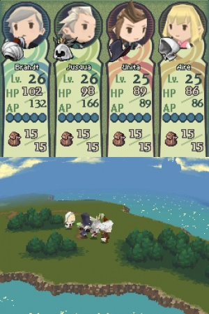 Final Fantasy: The 4 Heroes of Light Review - Screenshot 2 of 3