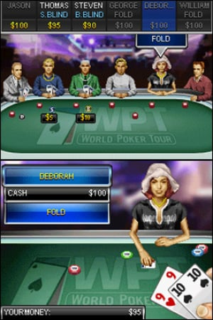 World Poker Tour: Texas Hold 'Em Review - Screenshot 1 of 2