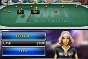 World Poker Tour: Texas Hold 'Em Screenshot