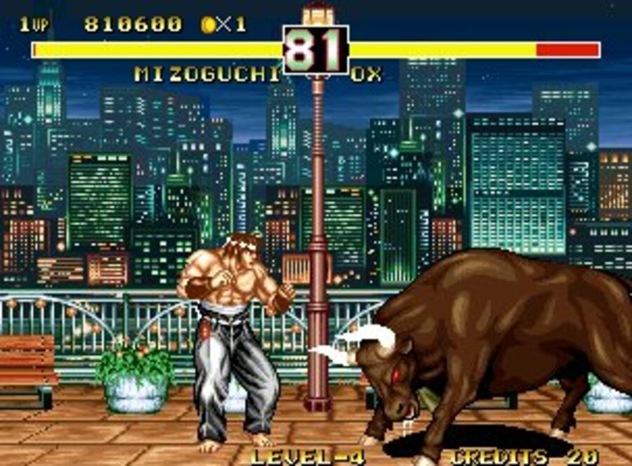 Karnov's Revenge Screenshot