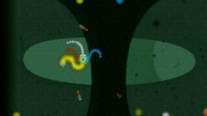 Art Style: Penta Tentacles Review - Screenshot 1 of 5