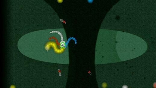Art Style: Penta Tentacles Screenshot