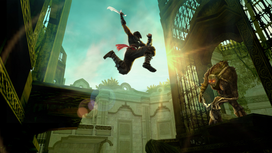 Prince of Persia: The Forgotten Sands Review - Screenshot 2 of 3
