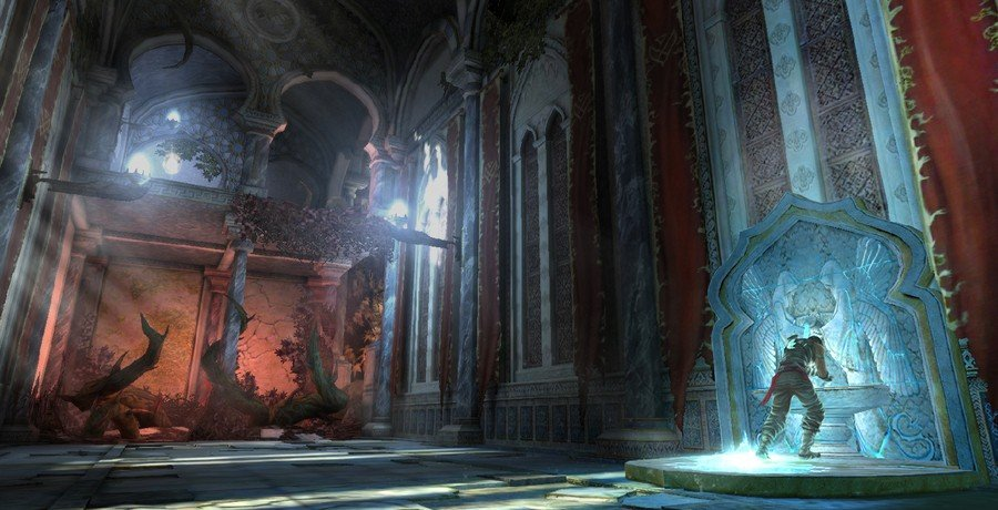 Prince of Persia: The Forgotten Sands Screenshot
