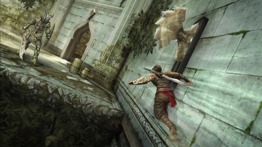 Prince of Persia: The Forgotten Sands Review - Screenshot 1 of 3