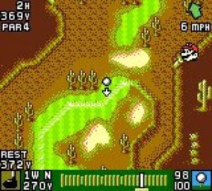 Mario Golf Review - Screenshot 2 of 4