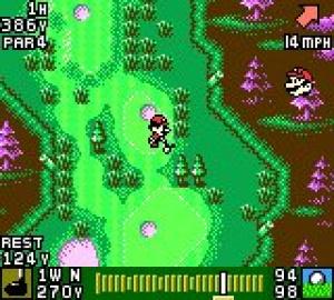 Mario Golf Review - Screenshot 1 of 4