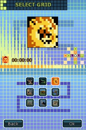 Animal Color Cross Review - Screenshot 1 of 2