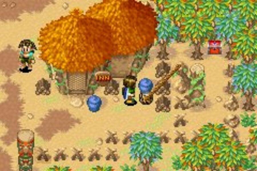 Golden Sun: The Lost Age Screenshot