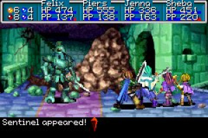 Golden Sun: The Lost Age Review - Screenshot 4 of 4