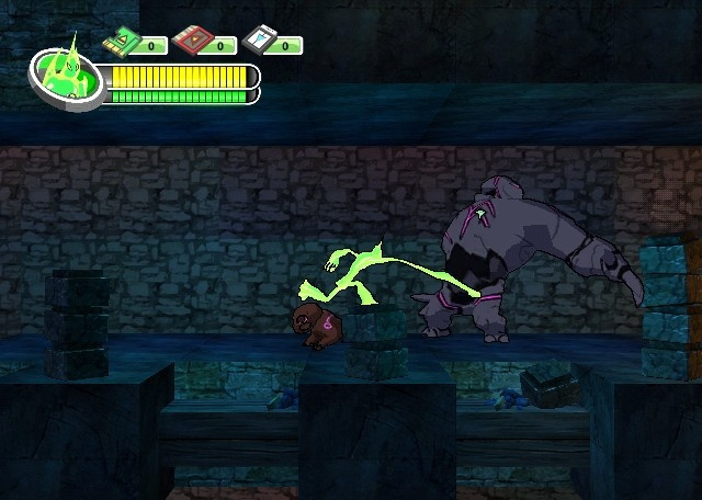 Ben 10 Alien Force: The Rise of Hex Review (WiiWare