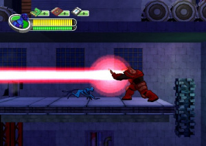 Ben 10 Alien Force: The Rise of Hex Review - Screenshot 1 of 3