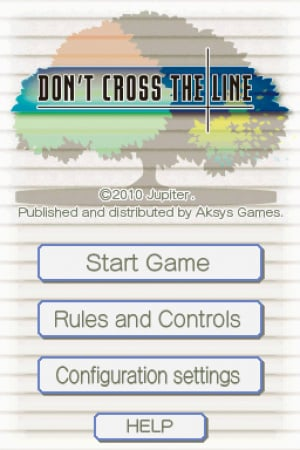 Don't Cross the Line Review - Screenshot 2 of 2