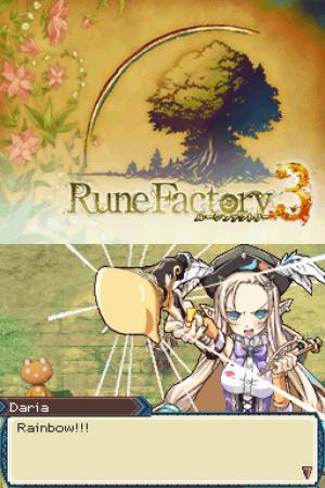 Rune Factory 3: A Fantasy Harvest Moon Review - Screenshot 3 of 3