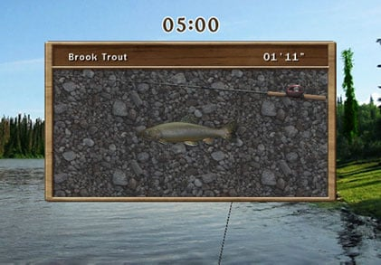 Reel Fishing Challenge II Screenshot