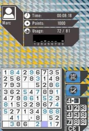 Crazy Sudoku Review - Screenshot 1 of 2