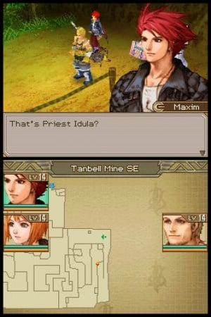 Lufia: Curse of the Sinistrals Review - Screenshot 2 of 4