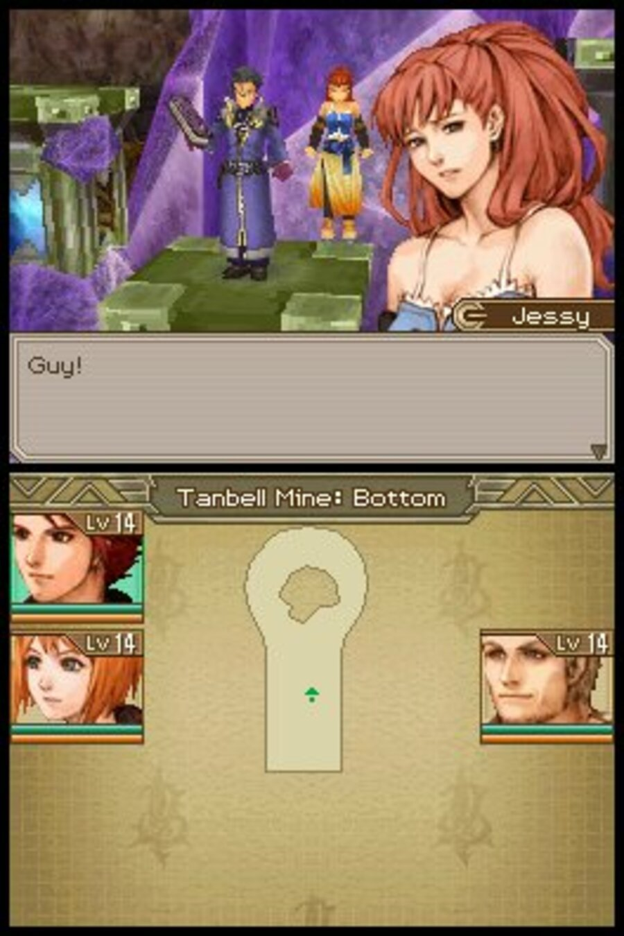 Lufia: Curse of the Sinistrals Screenshot