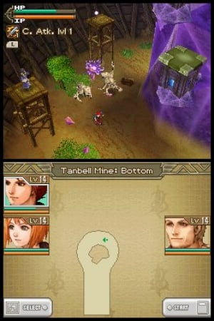 Lufia: Curse of the Sinistrals Review - Screenshot 1 of 3