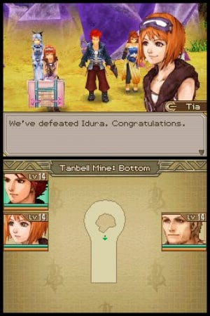 Lufia: Curse of the Sinistrals Review - Screenshot 1 of 4