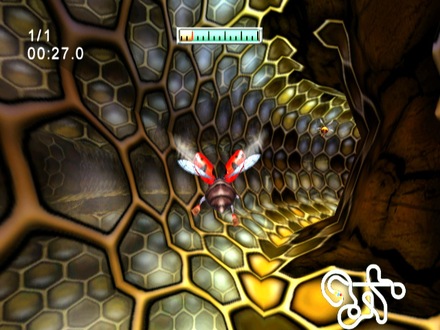 Mister Bumblebee Racing Champion Screenshot