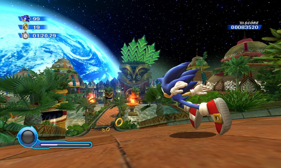 Sonic Colours Review - Screenshot 4 of 4