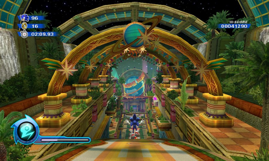 Sonic Colours Review - Screenshot 2 of 4