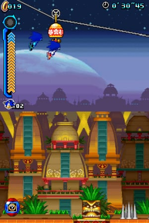 Sonic Colours Review - Screenshot 1 of 3