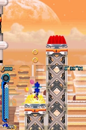Sonic Colours Review - Screenshot 2 of 3