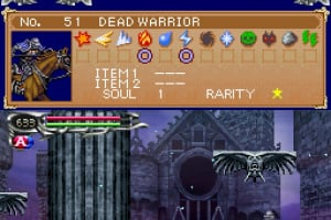 Castlevania: Dawn of Sorrow Screenshot