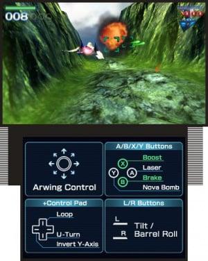 Star Fox 64 3D Review - Screenshot 1 of 5