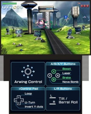 Star Fox 64 3D Review - Screenshot 2 of 5