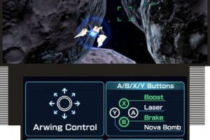 Star Fox 64 3D Screenshot