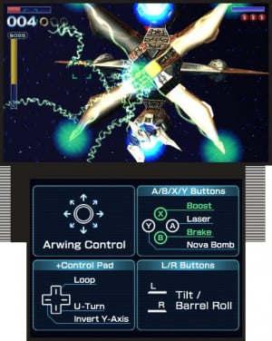 Star Fox 64 3D Review - Screenshot 4 of 5