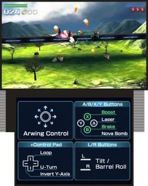 Star Fox 64 3D Review - Screenshot 1 of 5