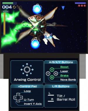 Star Fox 64 3D Review - Screenshot 3 of 5