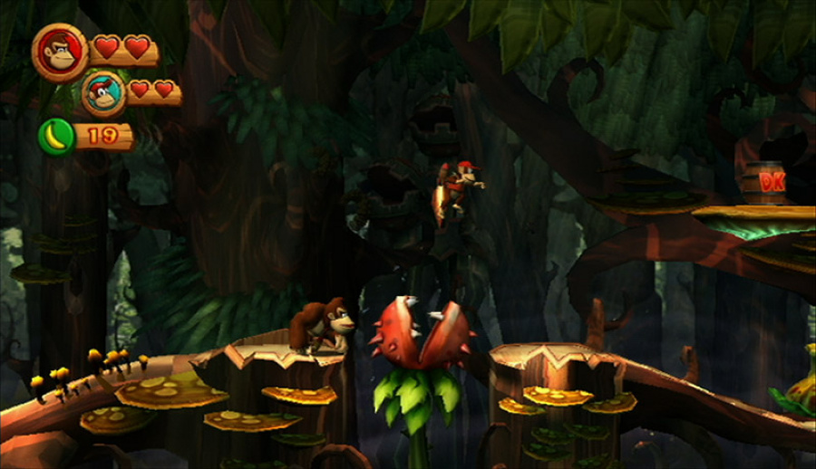 Donkey Kong Country Returns Review - Screenshot 4 of 4