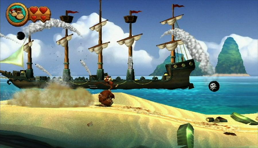Donkey Kong Country Returns Review - Screenshot 2 of 4