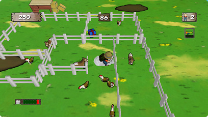 Critter Round-Up Screenshot