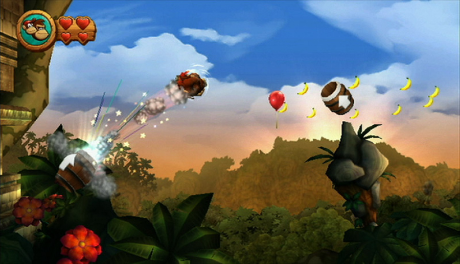 Donkey Kong Country Returns Review - Screenshot 1 of 4