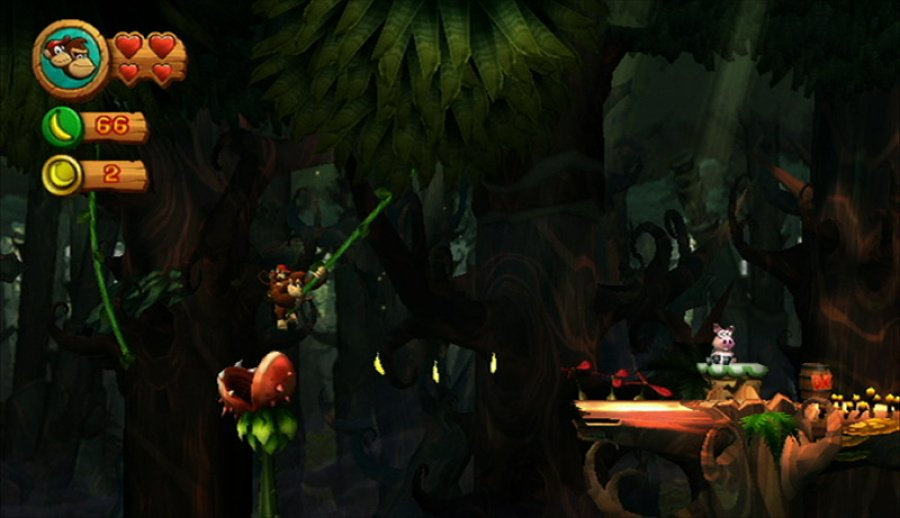 Donkey Kong Country Returns Review - Screenshot 2 of 4