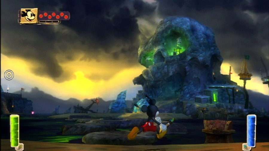 Disney Epic Mickey Review - Screenshot 6 of 8